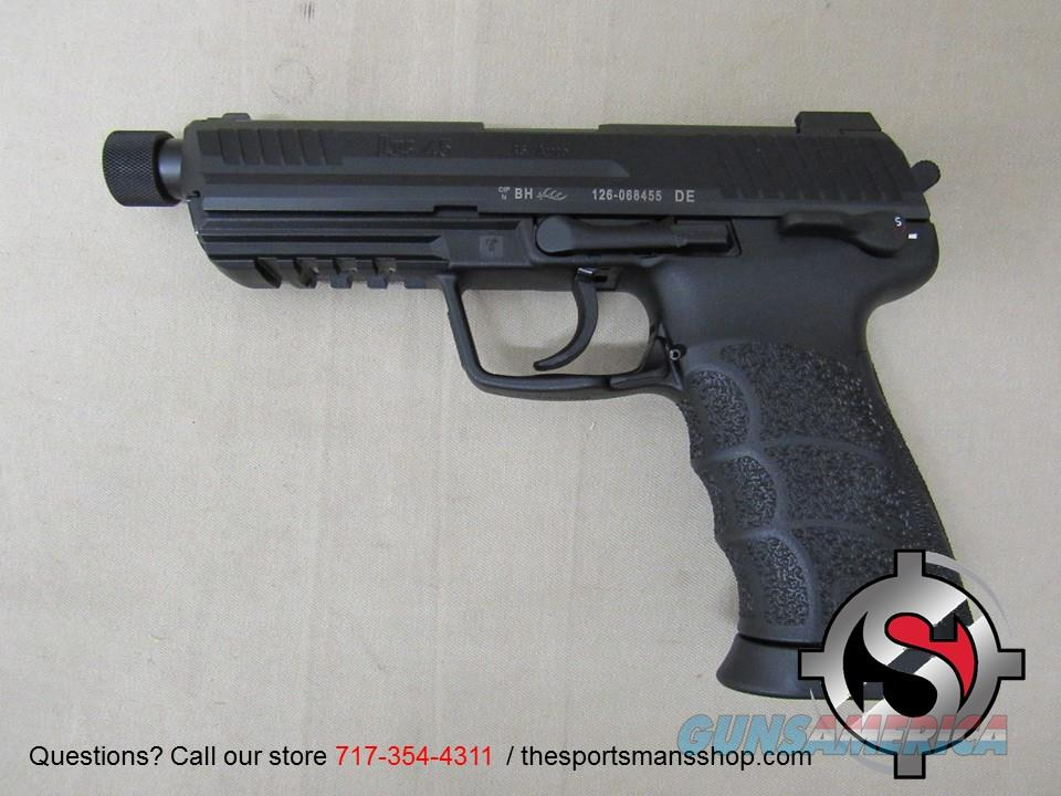 Hechler & Koch HK45 Tactical Suppressor Ready  Guns > Pistols > Heckler & Koch Pistols > Polymer Frame