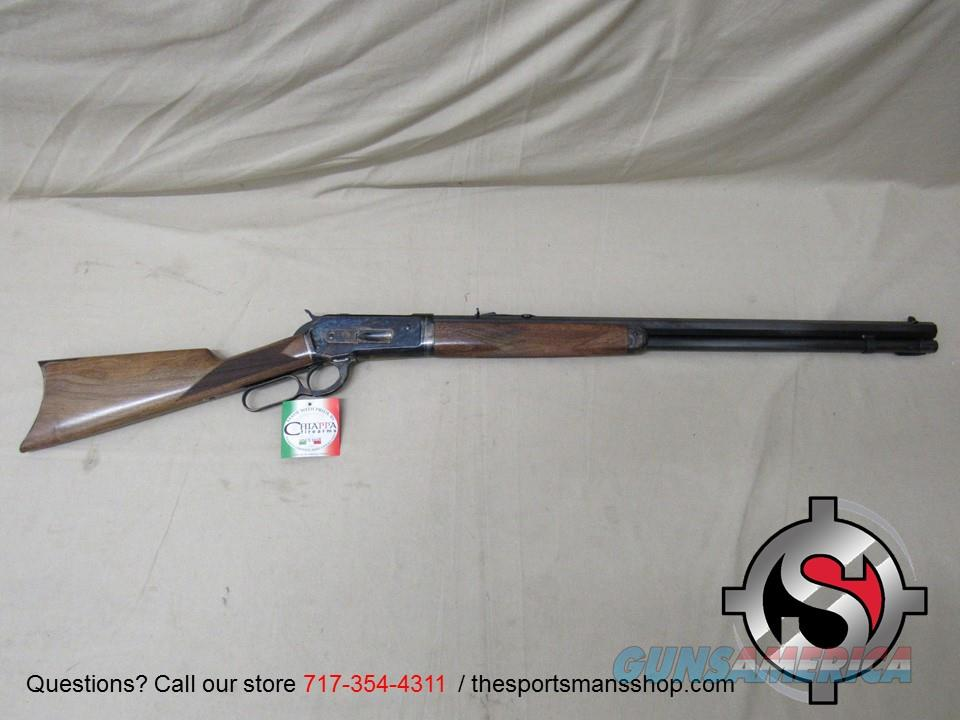 "Chiappa 1886 TD Classic 45/70 26"" Barrel  Guns > Rifles > Chiappa / Armi Sport Rifles > Hunting Rifles"