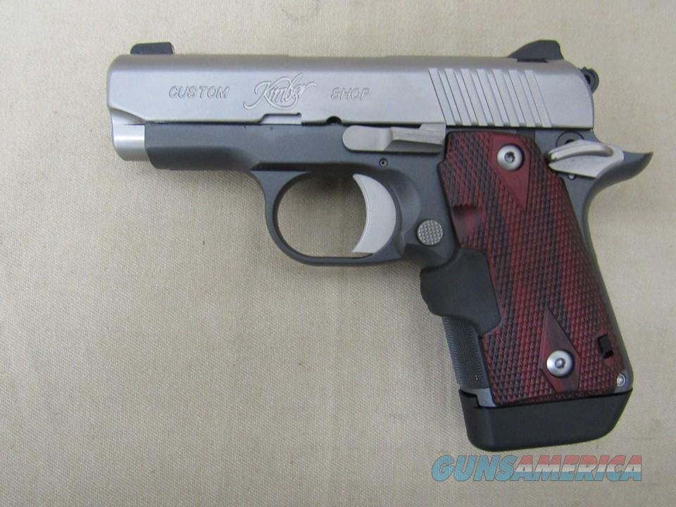 Kimber Micro CDP 9mm Night Sights, Laser Grip Guns > Pistols >  Kimber of America Pistols > Micro 9