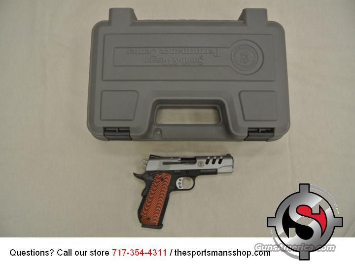 "Smith & Wesson SW1911 Performance Center .45ACP 4.25"" barrel NIB  Guns > Pistols > Smith & Wesson Pistols - Autos > Alloy Frame"