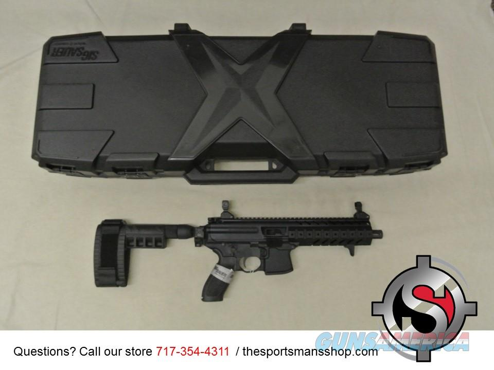 Sig Sauer MPX-P Pistol 9mm New w Stabilizing Brace  Guns > Pistols > Sig - Sauer/Sigarms Pistols > Other