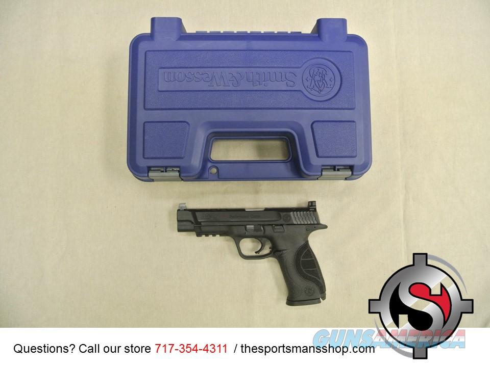 Smith & Wesson M&P 40L .40SW Performance Center CORE Pistol New  Guns > Pistols > Smith & Wesson Pistols - Autos > Polymer Frame
