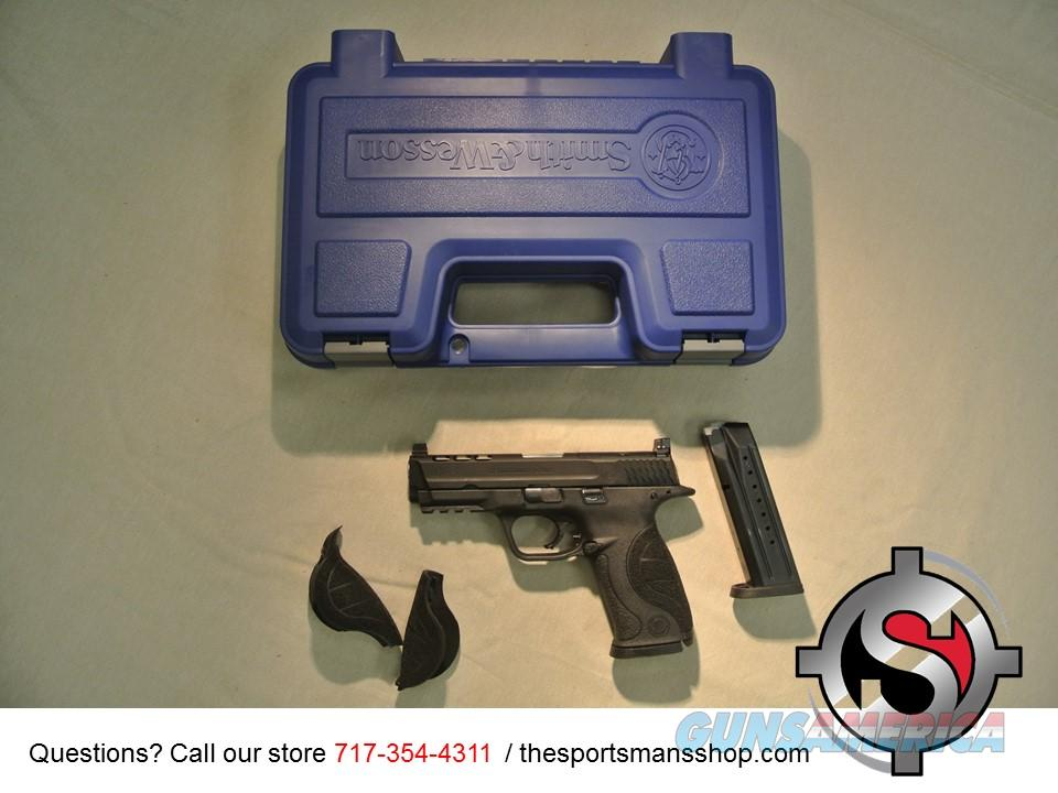 "Smith & Wesson M&P 9mm Performance Center Pro Core New 4.25"" 10097  Guns > Pistols > Smith & Wesson Pistols - Autos > Polymer Frame"