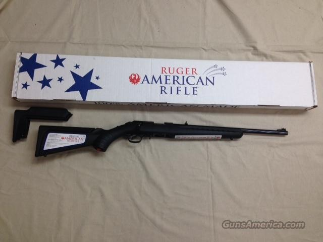 Ruger American Rimfire Compact 22 Magnum Rifle  Guns > Rifles > Ruger Rifles > American