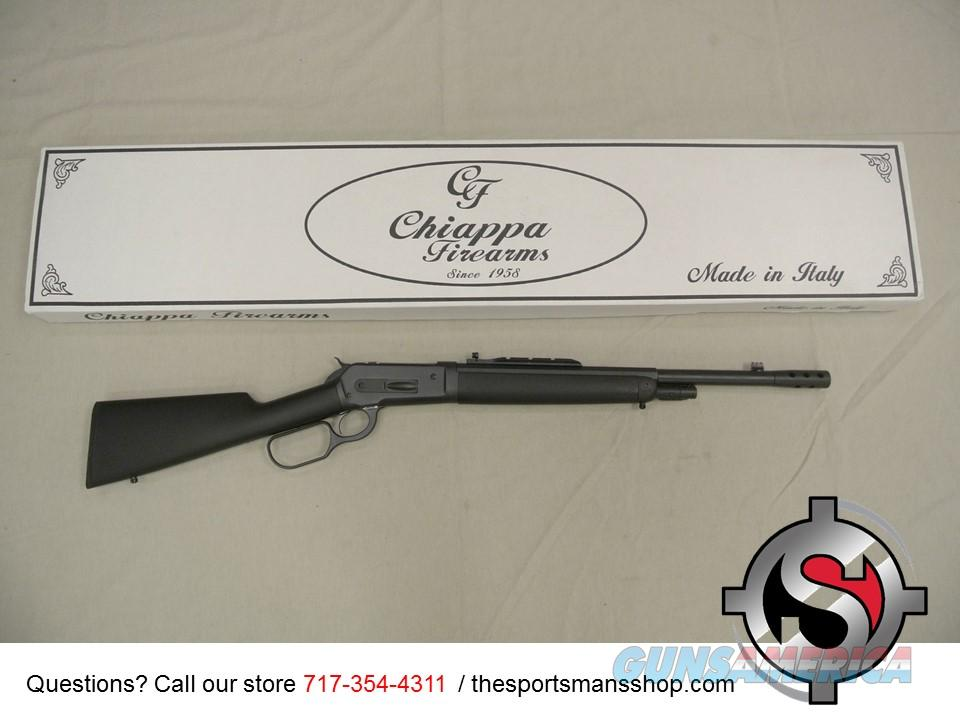 Taylors Chiappa 1886 Ridge Runner 45-70 Takedown Rifle Black  Guns > Rifles > Chiappa / Armi Sport Rifles > Hunting Rifles