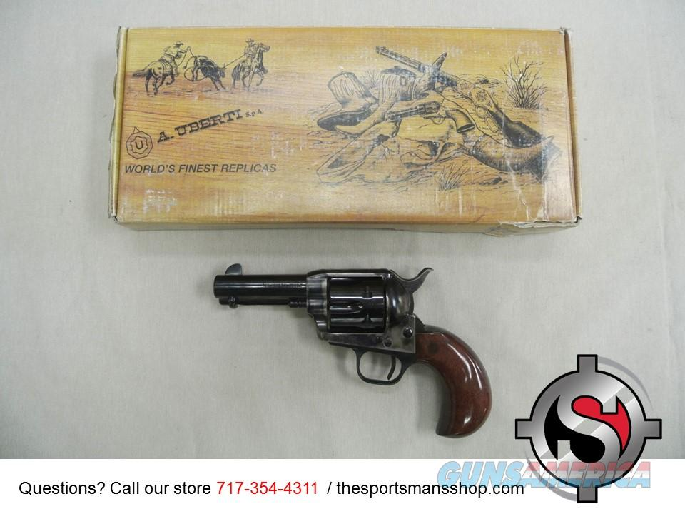 Uberti 1873 Single Action Cattleman 45 LC Birdshead Grip Revolver Used  Guns > Pistols > Uberti Pistols > Ctg.