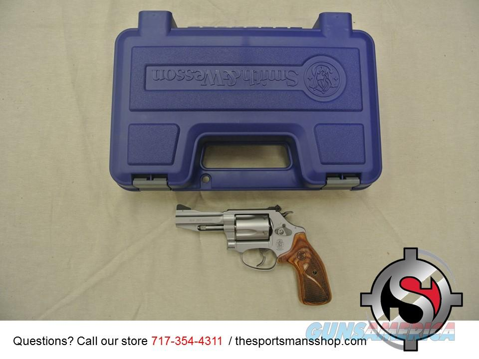 Smith & Wesson model 60 Pro Series .357 Magnum Revolver! New  Guns > Pistols > Smith & Wesson Revolvers > Performance Center