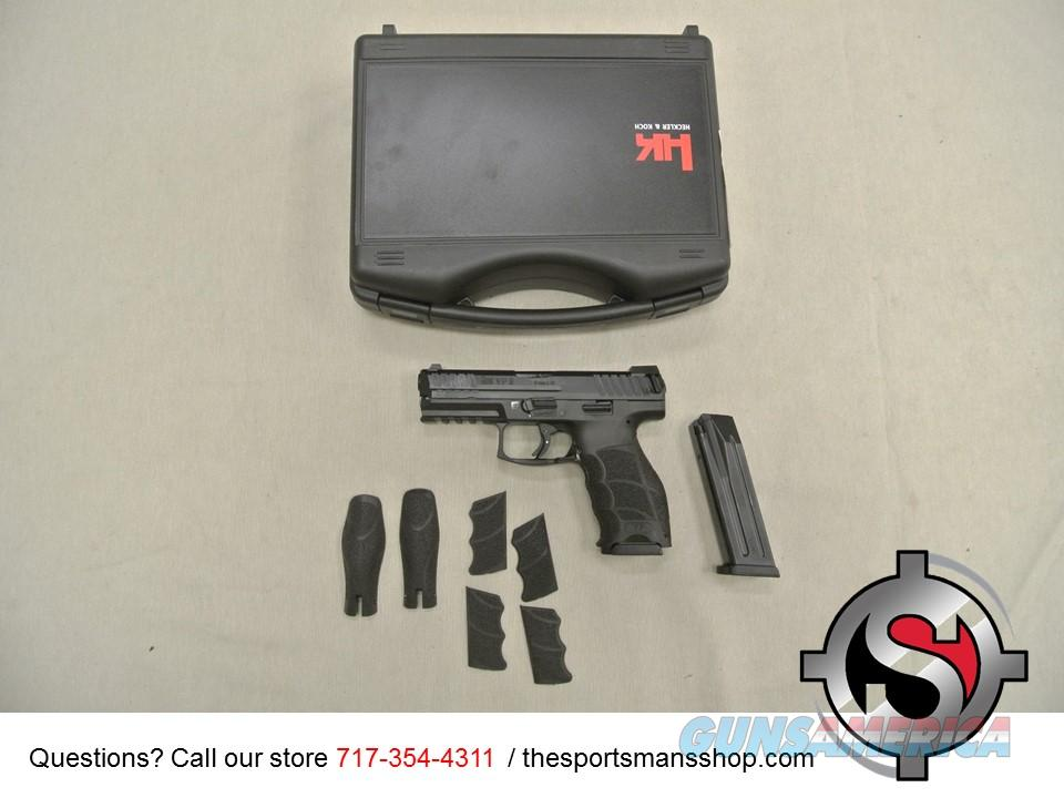 New HK VP9 9mm Pistol With Night Sights and 2 Magazines! NIB  Guns > Pistols > Heckler & Koch Pistols > Polymer Frame