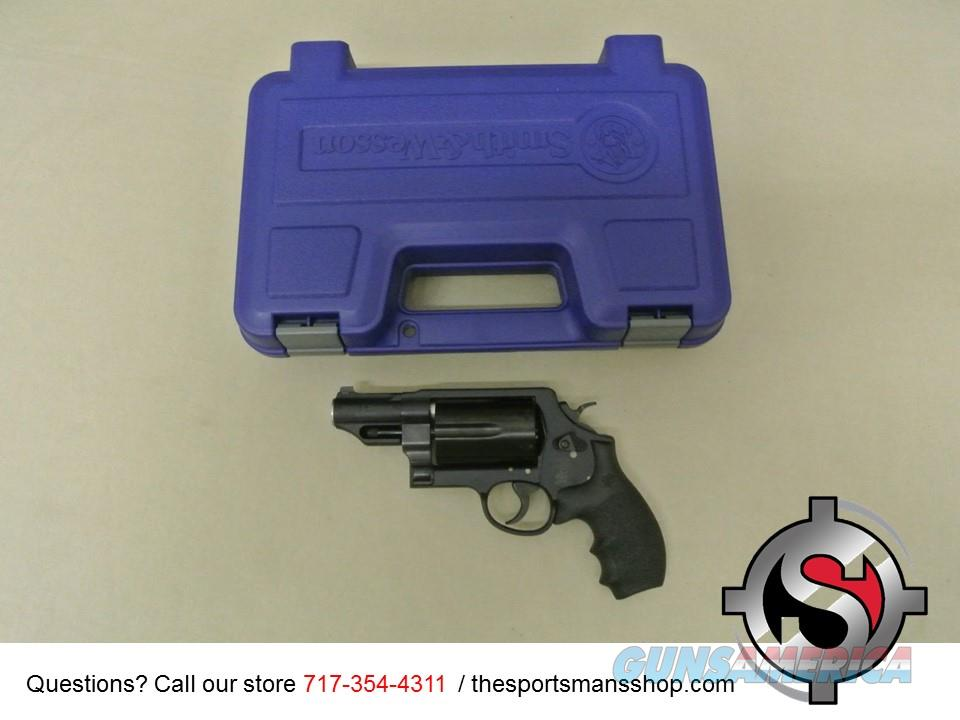 Smith & Wesson Governor Revolver 45 ACP 410 Used  Guns > Pistols > Smith & Wesson Revolvers > Full Frame Revolver