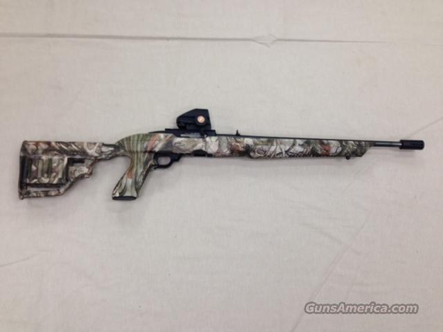 Ruger 10/22 Tacstar Tactical .22LR Camo stock Used  Guns > Rifles > Ruger Rifles > 10-22