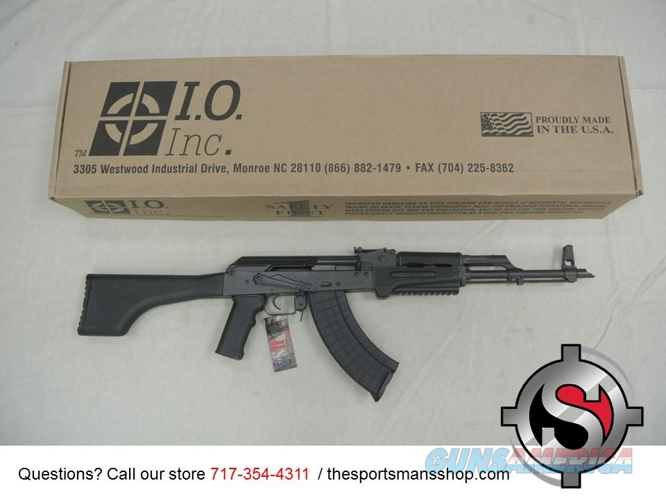 I.O. Inc Inter Ordinance Sporter AK47 7.62x39mm AKM247E New  Guns > Rifles > AK-47 Rifles (and copies) > Full Stock