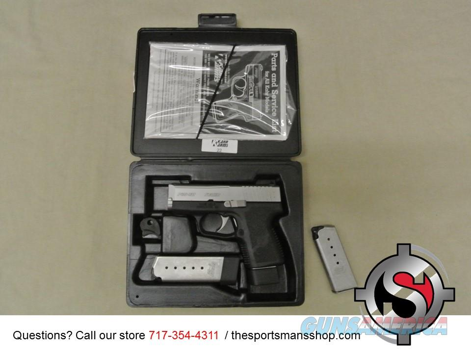 Used Kahr PM40 40SW Pistol w Case and Mags  Guns > Pistols > Kahr Pistols