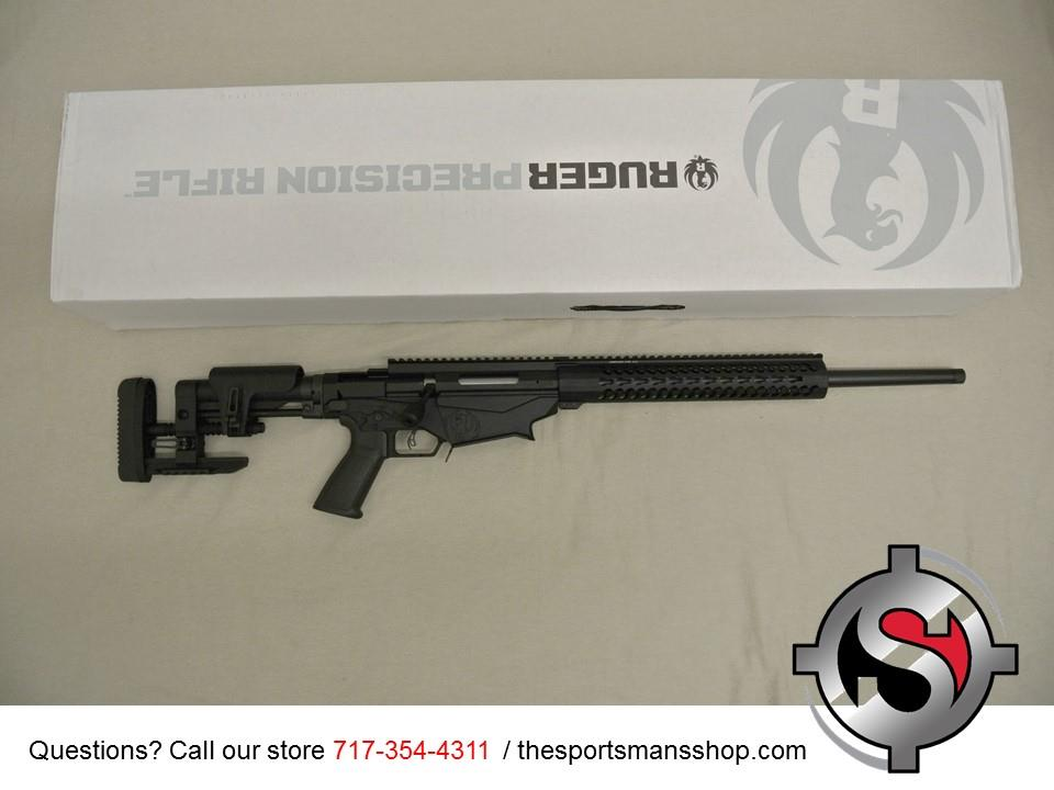 Ruger Precision Rifle 308 WIn New 18001 NIB  Guns > Rifles > Ruger Rifles > #1 Type