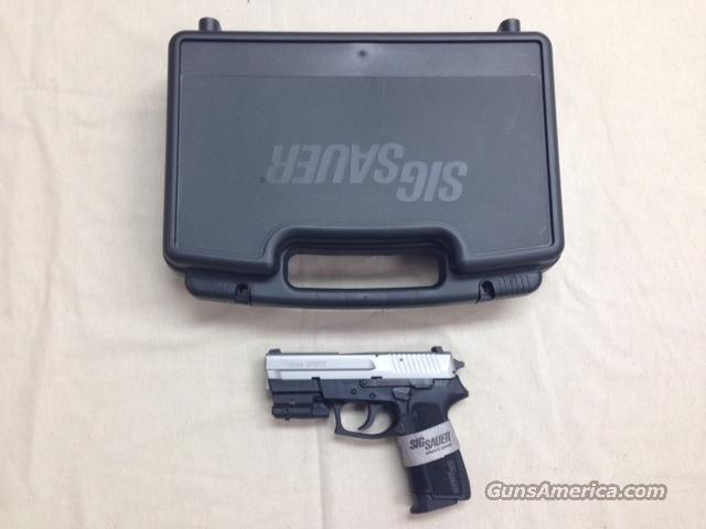 Sig Sauer SP2022 9mm Pistol Two Tone New  Guns > Pistols > Sig - Sauer/Sigarms Pistols > 2022