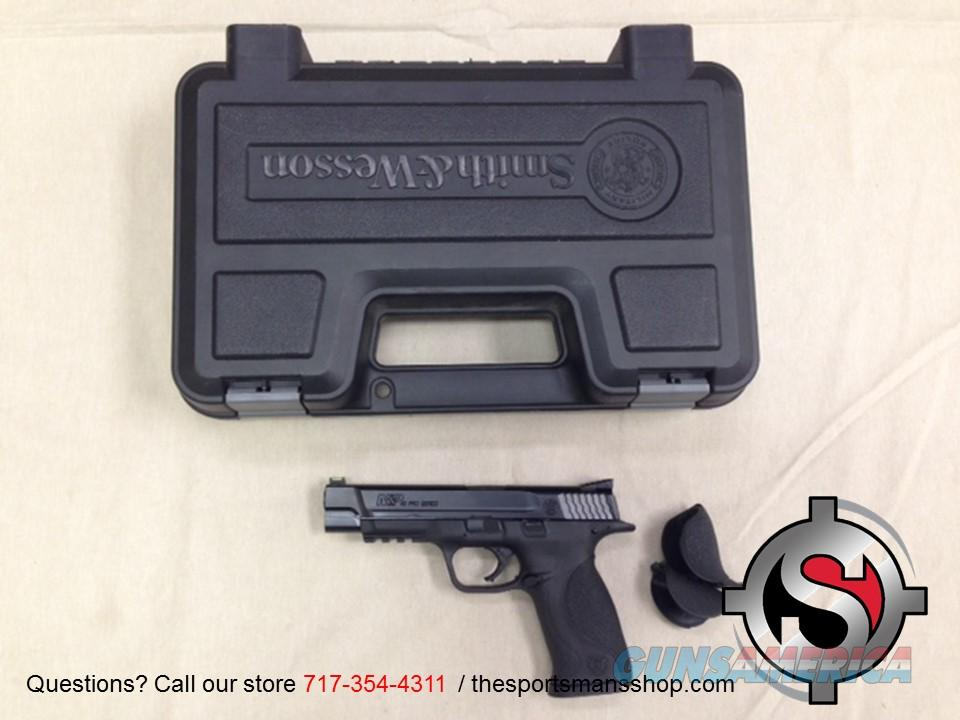Smith & Wesson M&P 40 Pro .40SW Pistol Used Like New  Guns > Pistols > Smith & Wesson Pistols - Autos > Polymer Frame