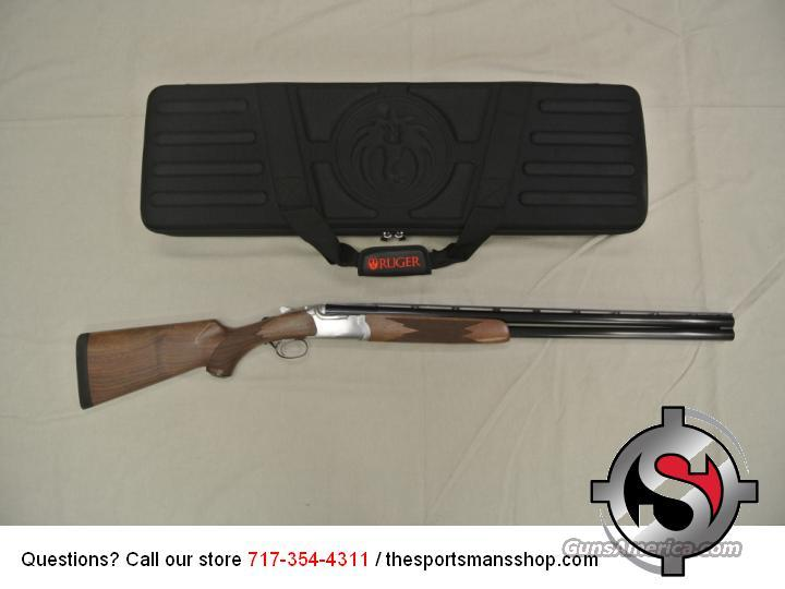 "Ruger Red Label 12 Gauge Over/Under Shotgun New 28"" bbls. 4191   Guns > Shotguns > Ruger Shotguns > Trap/Skeet"