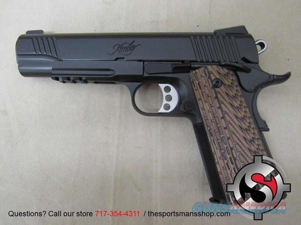"Kimber Warrior 45ACP 5"" Barrel  Guns > Pistols > Kimber of America Pistols"