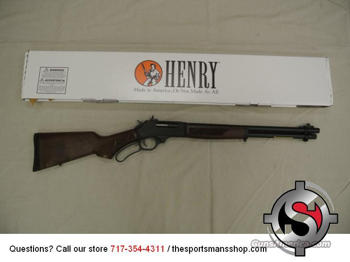 "Henry .45-70 Government Lever Action Rifle H010 New 18"" barrel  Guns > Rifles > Henry Rifle Company"