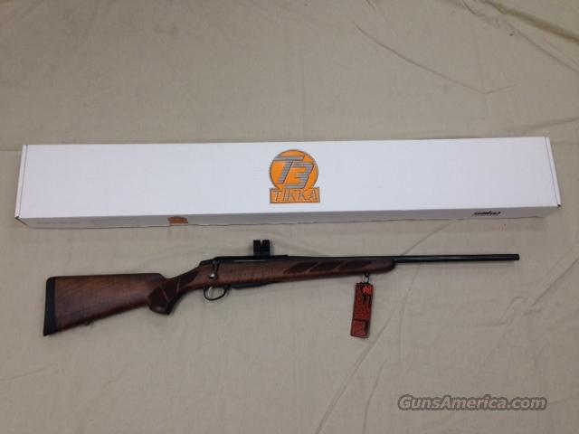 "Tikka T3 Hunter .30-06 Springfield Wood Stock 22"" barrel New JRTA320  Guns > Rifles > Tikka Rifles > T3"