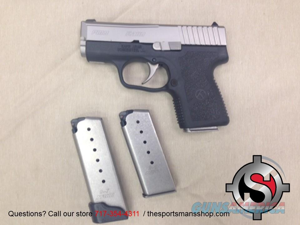 Kahr PM9 9mm Pistol w extra Magazines Used, Very Clean  Guns > Pistols > Kahr Pistols