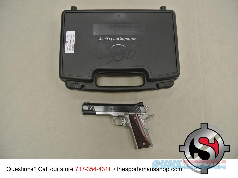 Kimber Custom II .45 ACP Two Tone Pistol New  Guns > Pistols > Kimber of America Pistols