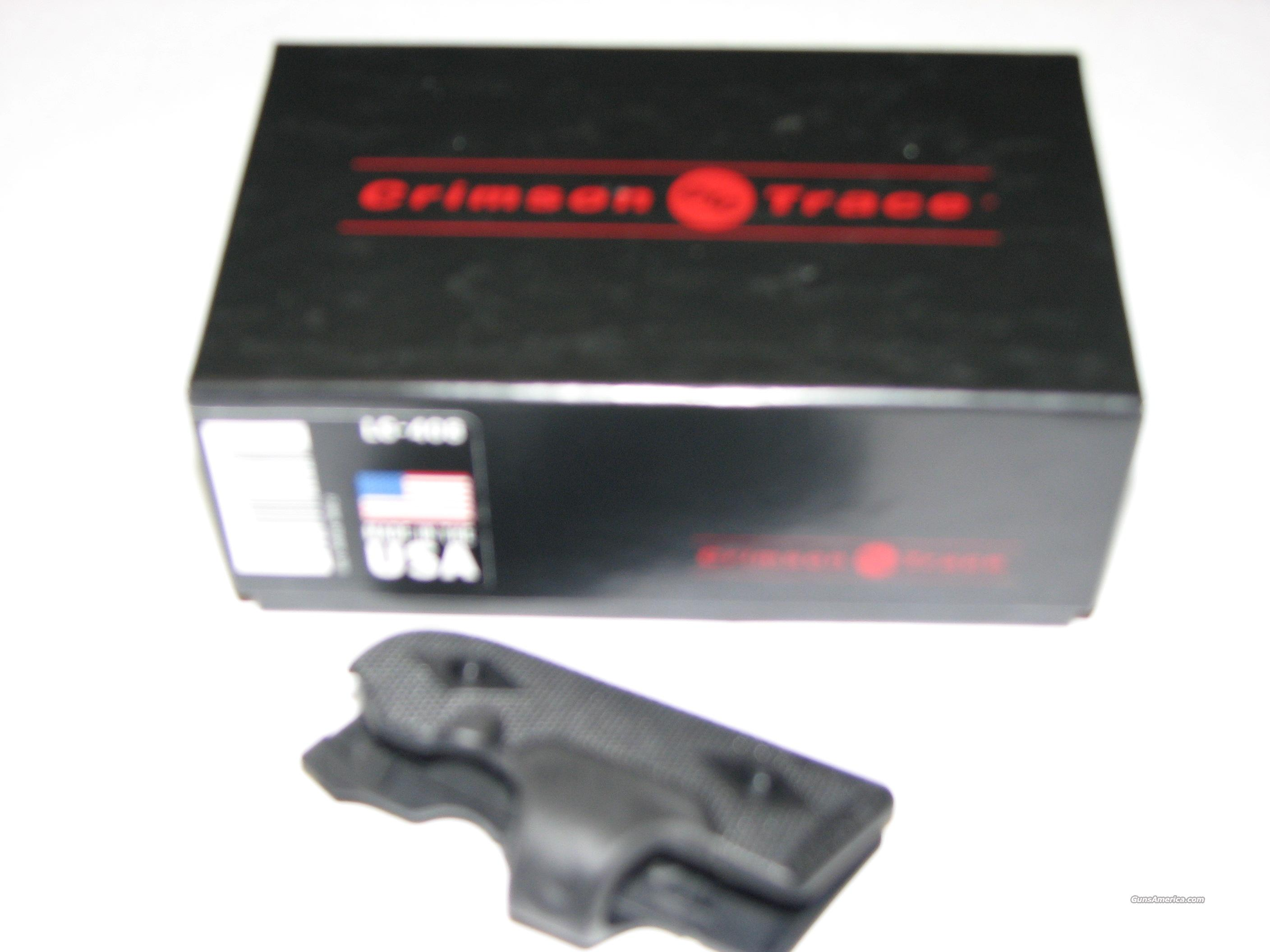 CRIMSON TRACE LASER GRIPS FOR KIMBER SOLO  Non-Guns > Gun Parts > Grips > Other