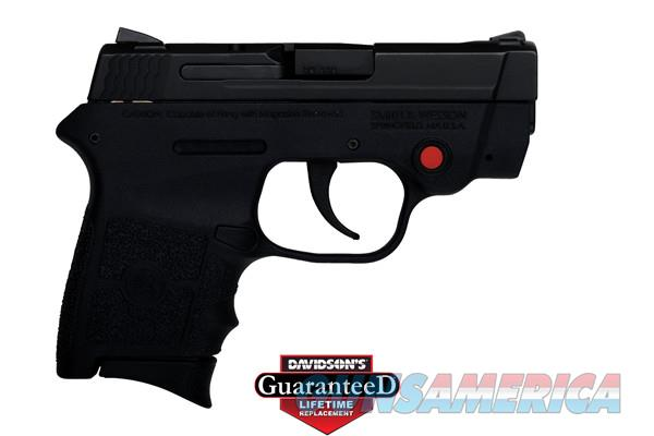 Smith & Wesson M&P|Bodyguard 380 W/ Crimson Trace Laser  Guns > Pistols > Smith & Wesson Pistols - Autos > Polymer Frame