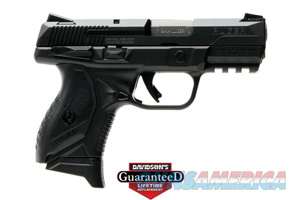 Ruger  American Pistol Compact, With Manual Safety Guns > Pistols > Ruger Semi-Auto Pistols > American Pistol
