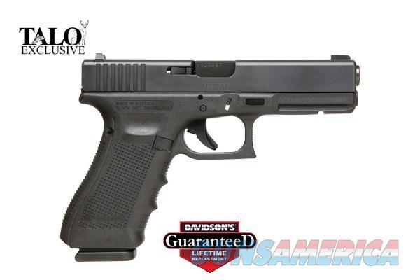 Glock Gen 4 17 Pro-Glo TALO Edition   Guns > Pistols > Glock Pistols > 17