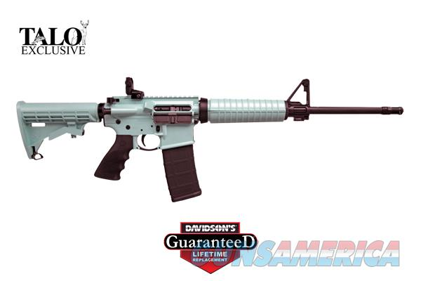 Ruger AR-556 Turquoise TALO Edition  Guns > Rifles > Ruger Rifles > AR Series