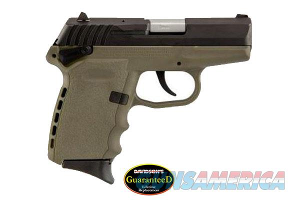 SCCY CPX-1CB 9MM DAO B/FDE 10R  Guns > Pistols > SCCY Pistols > CPX1