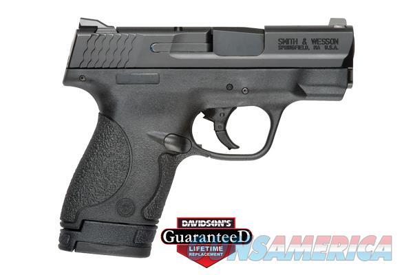 S&W M&P SHIELD 40SW 6/7RD B FS  Guns > Pistols > Smith & Wesson Pistols - Autos > Shield