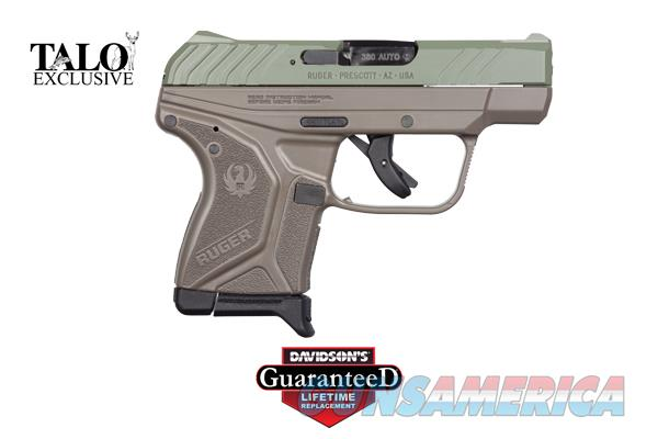 RUGER LCPII Jungle Green TALO Edition  Guns > Pistols > Ruger Semi-Auto Pistols > LCP