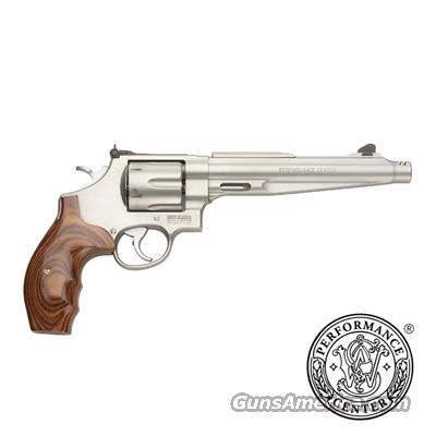 Smith & Wesson Performance Center Model 629 7.5  Guns > Pistols > Smith & Wesson Revolvers > Model 629