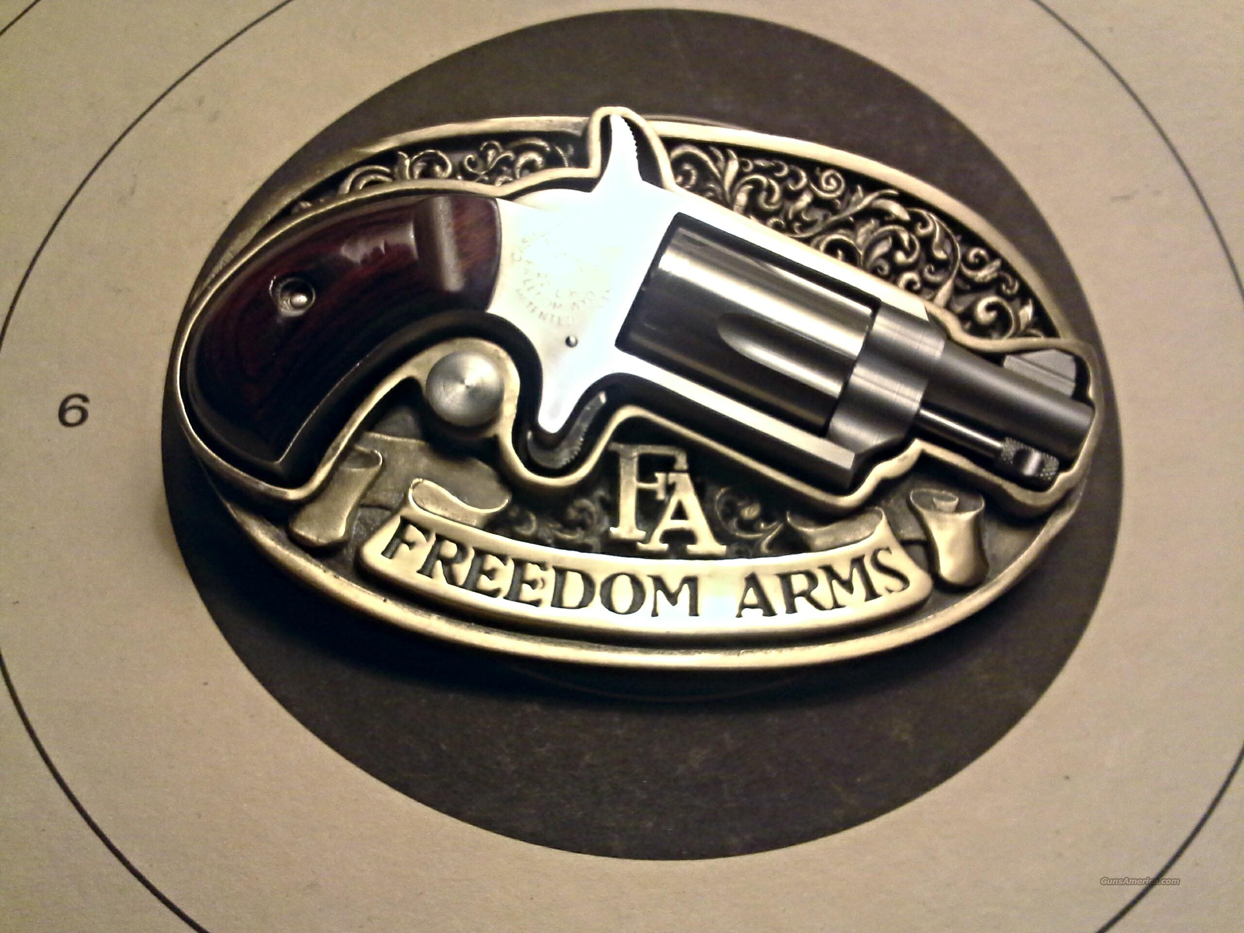 "Freedom Arms ""The Patriot"" 5 Shot .22 Long Rifle Mini Revolver   Guns > Pistols > Freedom Arms Pistols"
