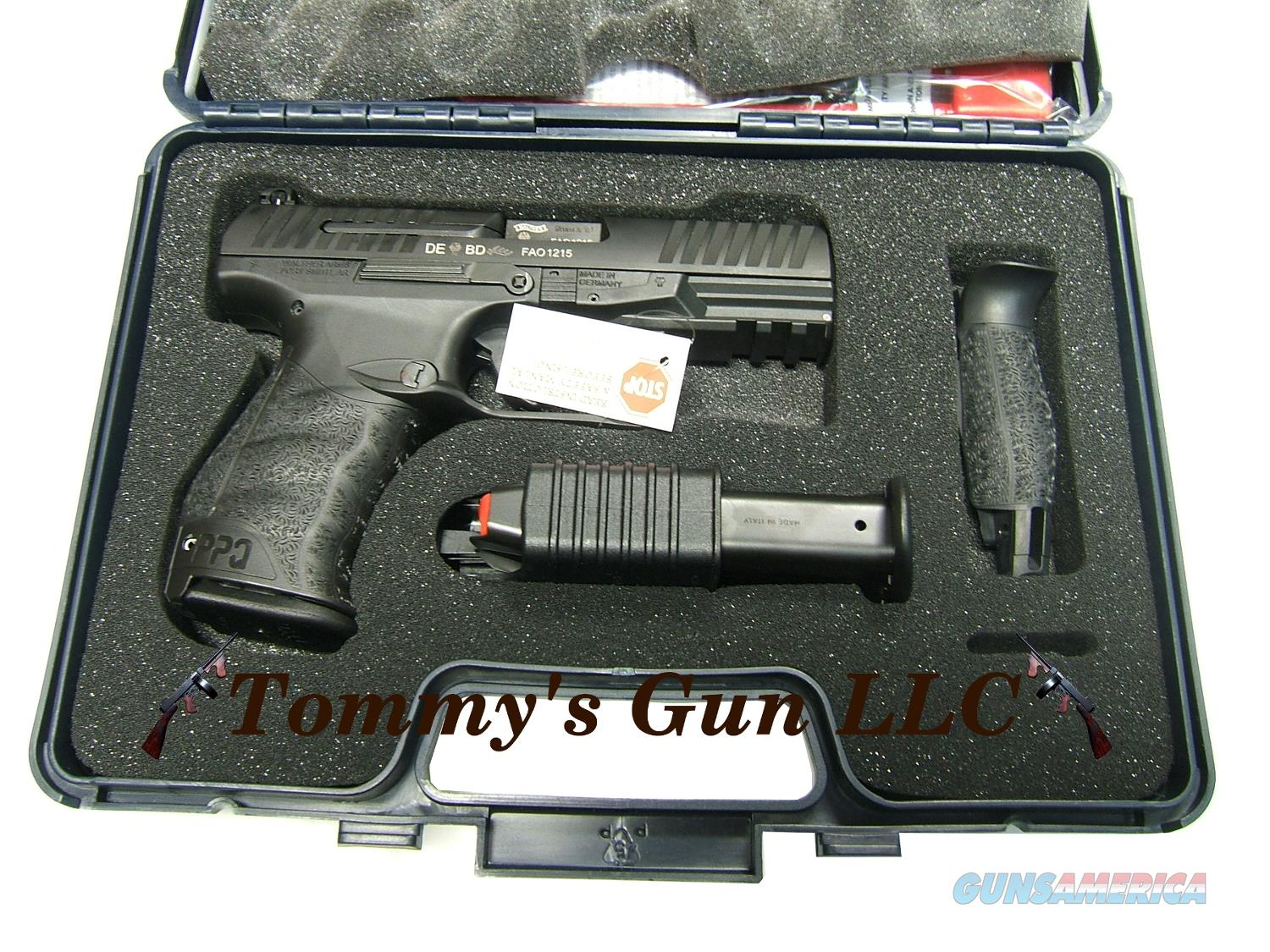 Walther PPQ M2 Navy SD 2796082 9mm BRAND NEW  Guns > Pistols > Walther Pistols > Post WWII > P99/PPQ