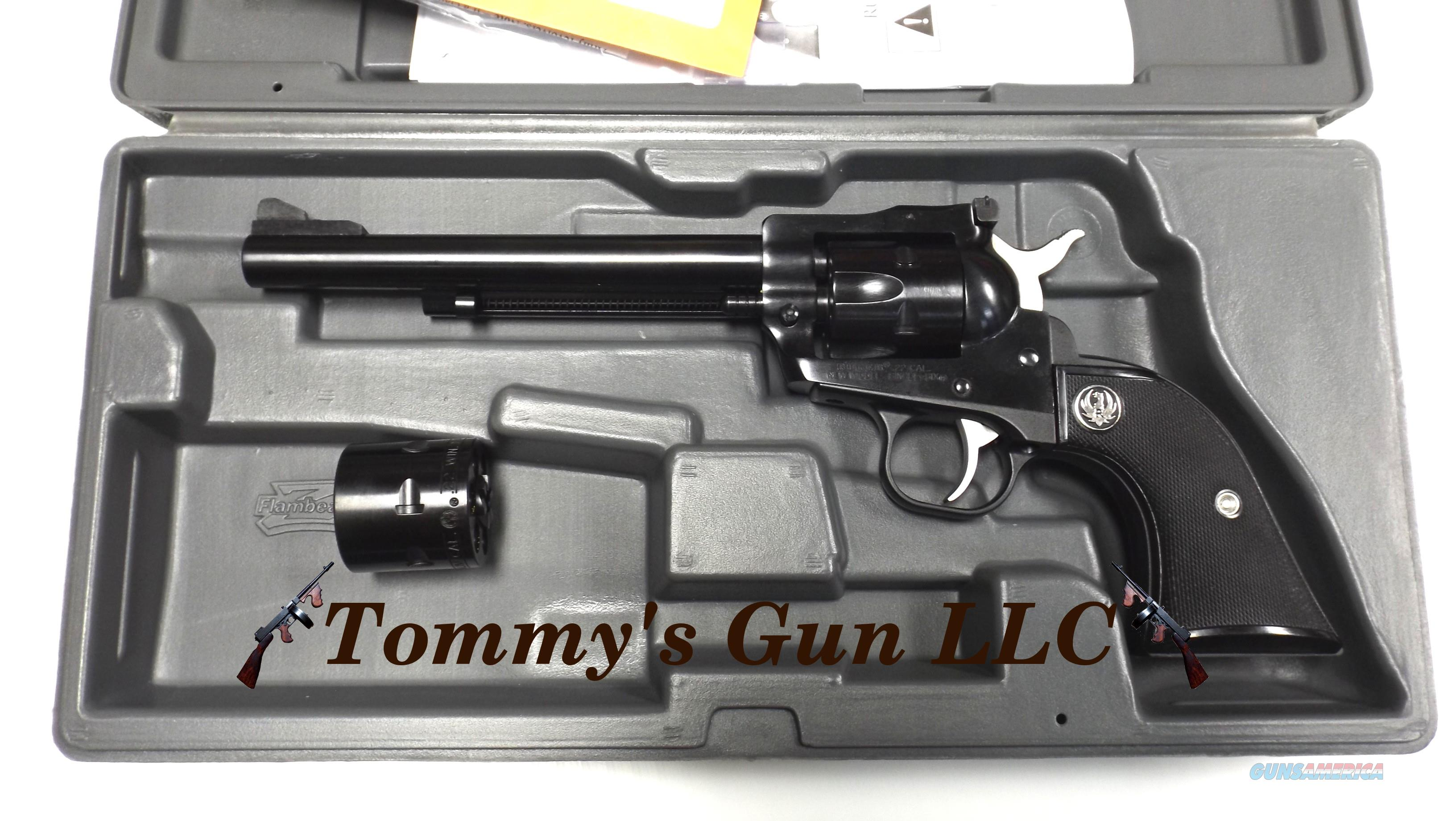 """Ruger 0622 Single Six Convertible 6.5"""" BRAND NEW  Guns > Pistols > Ruger Single Action Revolvers > Single Six Type"""