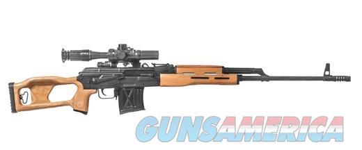 "Century PSL-54 7.62x54mmR 10+1 24.50"" Thumbhole Stock New in Box  Guns > Rifles > Century International Arms - Rifles > Rifles"