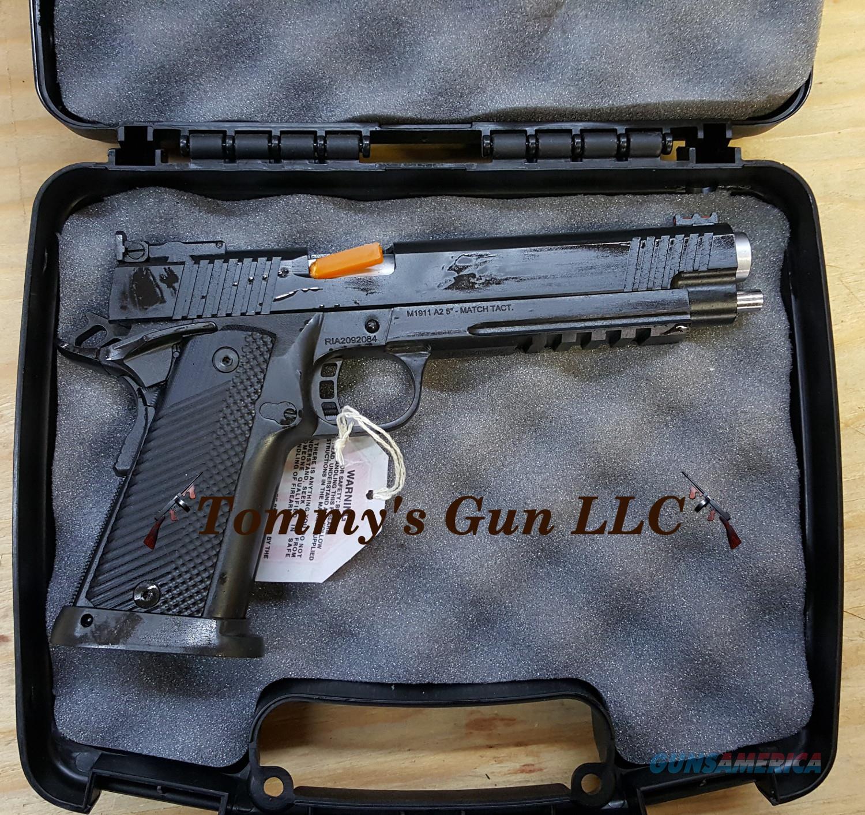 Rock Island Armory M1911 Ultra Match HC 52000 NIB  Guns > Pistols > Rock Island Armory Pistols > Rock Island