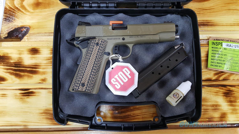Rock Island Armory Rock Ultra 10MM 51825  Guns > Pistols > Rock Island Armory Pistols > Rock Island