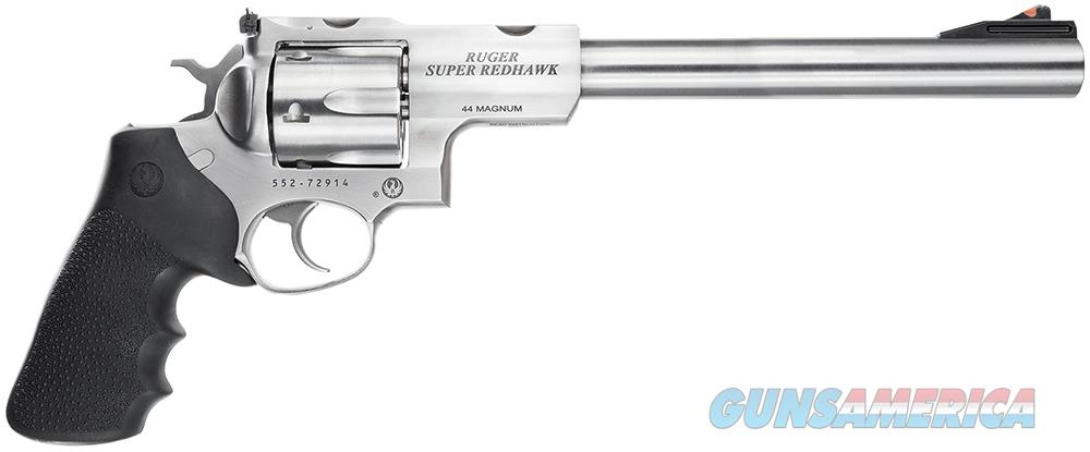 "Ruger 5502 Super Redhawk 44M 9.5"" SS NEW KSRH9  Guns > Pistols > Ruger Double Action Revolver > Redhawk Type"