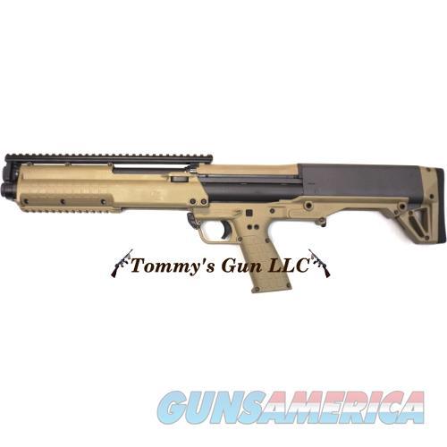Kel-Tec KSG Shotgun 12ga Tan/Black New in Box KSGTAN  Guns > Shotguns > Kel-Tec Shotguns > KSG