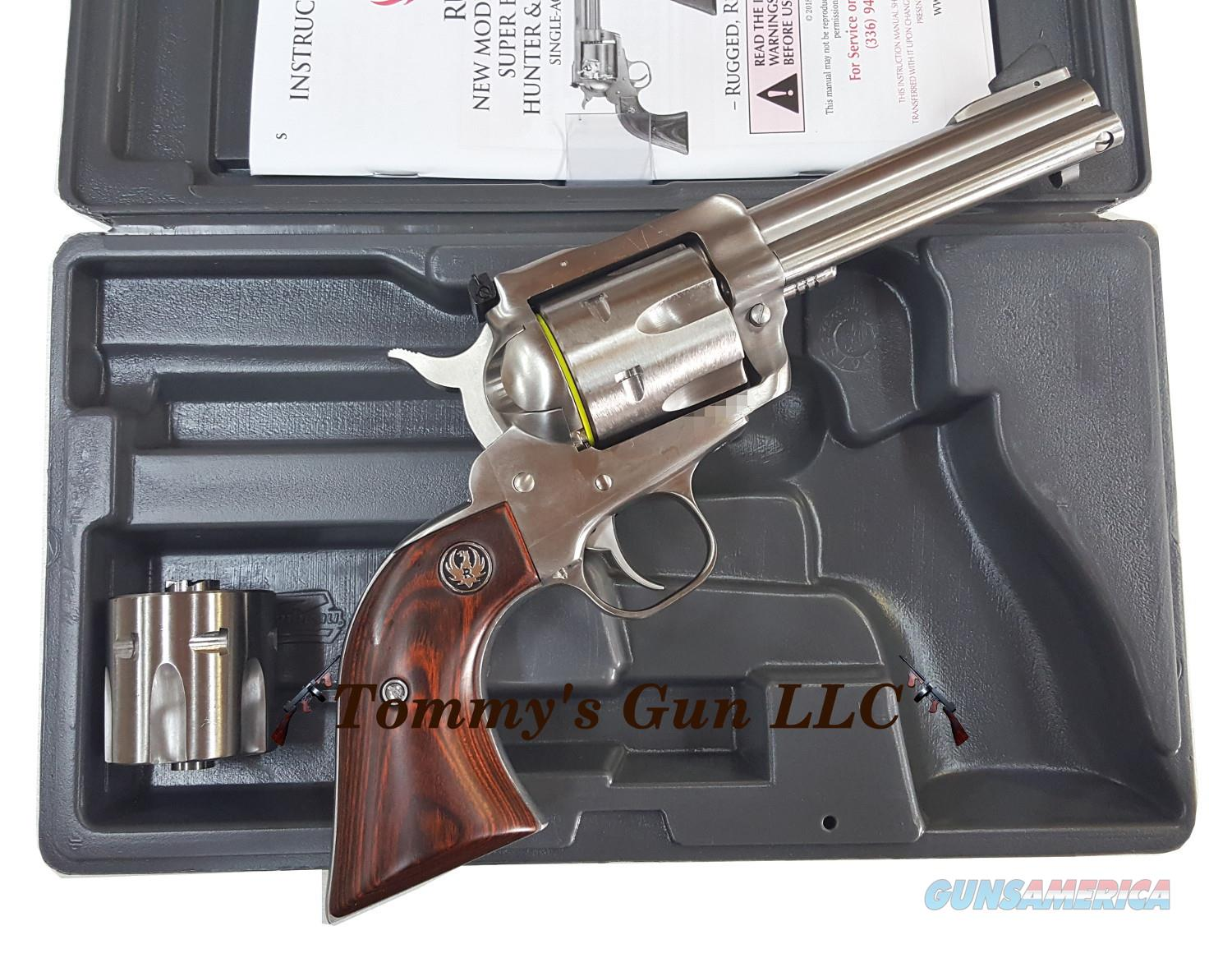 Ruger Blackhawk 10MM | 40 S&W 0476 BRAND NEW  Guns > Pistols > Ruger Single Action Revolvers > Blackhawk Type