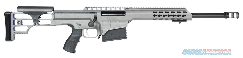 """Barrett M98B Tactical Bolt 308 Win/7.62 NATO 16"""" 10+1 Gray New in Box  Guns > Rifles > Barrett Rifles"""