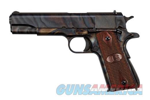 """Auto Ordnance 1911A1 45acp 5"""" 7+1 Color Case NIB  Guns > Pistols > Auto Ordnance Pistols"""