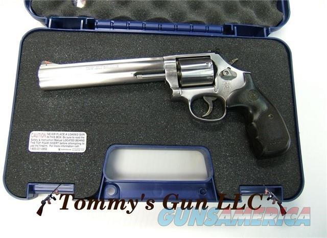 Smith & Wesson 686 3-5-7 Magnum 7IN 7RD 150855 NIB  Guns > Pistols > Smith & Wesson Revolvers > Full Frame Revolver