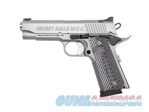 Magnum Research Desert Eagle 1911 45 ACP New in Box  Guns > Pistols > Magnum Research Pistols