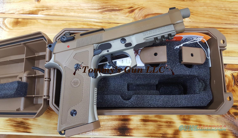 """Beretta M9A3 9mm J92M9A3GM Full FDE 17rd 5"""" G Type  Guns > Pistols > Beretta Pistols > M9"""