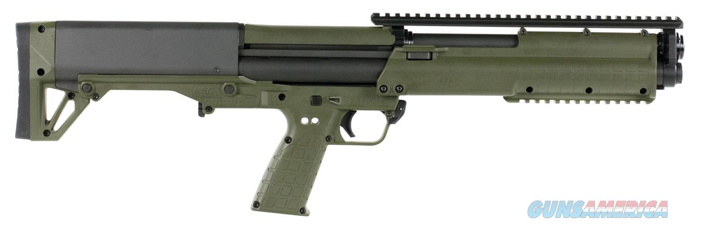 Kel-Tec KSG Shotgun 12ga OD Green/Black New in Box KSGGRN  Guns > Shotguns > Kel-Tec Shotguns > KSG