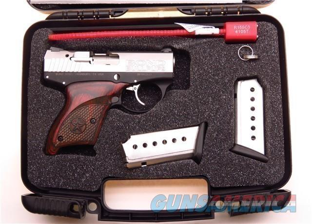 "Bond BULLPUP9 9mm 3.35"" 7+1 2 Mags BRAND NEW  Guns > Pistols > Bond Derringers"